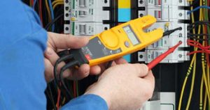 recent project for electrical inspections in preston
